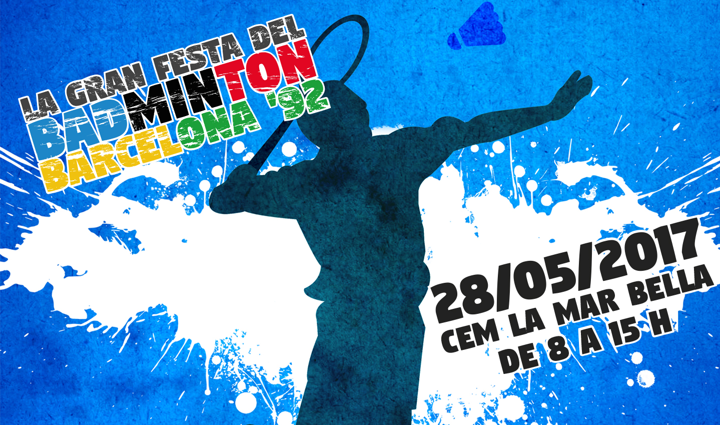 badminton barcelona 92
